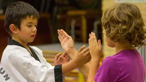 Wing Chun voor Kinderen in Amsterdam