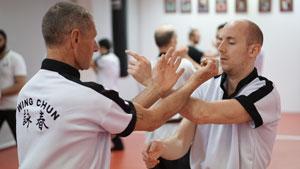 Zelfverdediging met Wing Chun Kung Fu